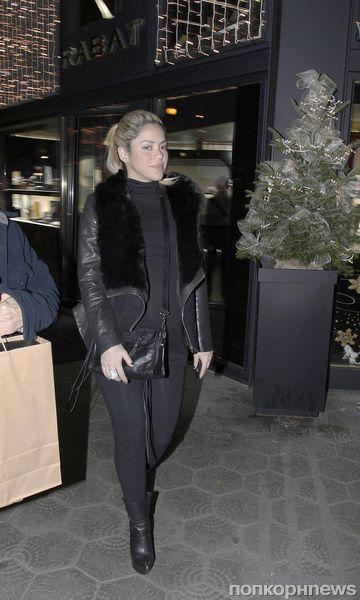 Шакира все еще беременна