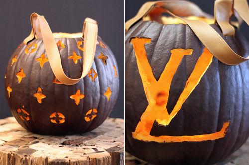 Модные тыквы к Хэллоуину