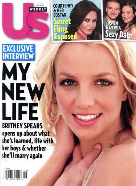 Бритни Спирс о своем семейном счастье