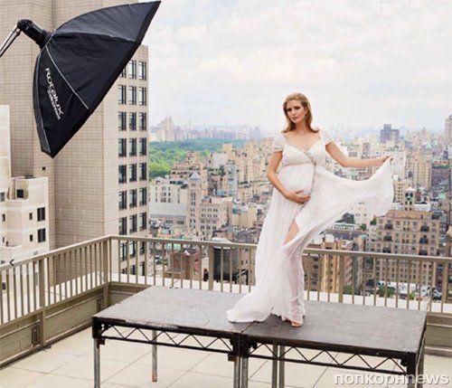 Иванка Трамп в журнале Fit Pregnancy. Октябрь / ноябрь 2013
