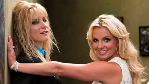"Видео: Бритни Спирс в сериале ""Хор / Glee"""
