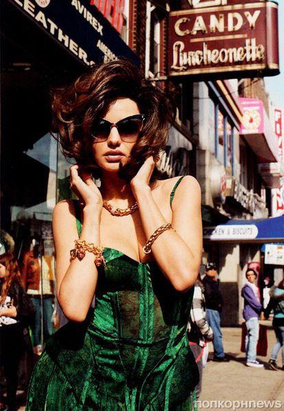 Миранда Керр в журнале Harper's Bazaar. Апрель 2012