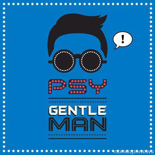 Новая песня Psy - Gentleman