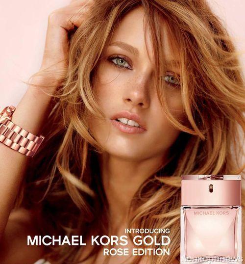 Новый аромат GOLD Rose Edition  от Майкла Корса