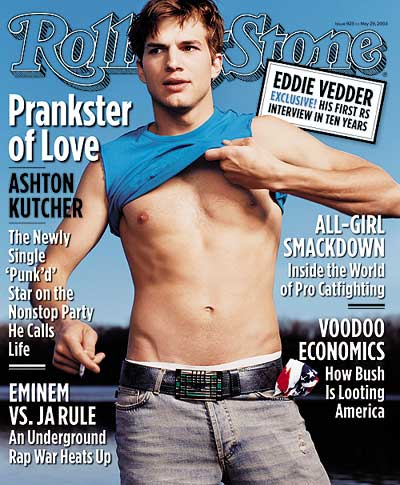 Главные сердцееды на обложках Rolling Stone