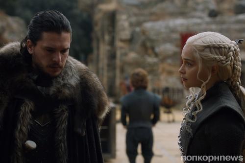 «Игра престолов» в шестой раз подряд стала самым скачиваемым нелегально сериалом