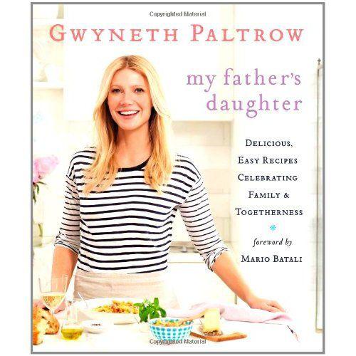 Гвинет Пэлтроу выпустит кулинарную книгу