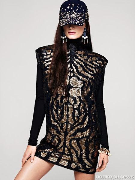 Lookbook новой коллекции H&M. Осень 2012