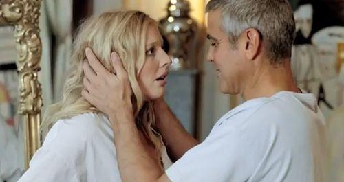 Джордж Клуни в рекламе норвежского банка