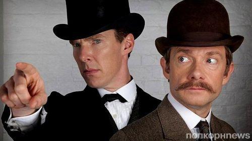 Создатель сериала «Шерлок» рассказал о рождественском спецвыпуске