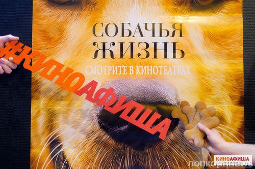 «Киноафиша» провела закрытый пресс-показ фильма «Собачья жизнь»