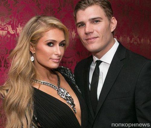 Пэрис Хилтон намекнула на помолвку с бойфрендом Крисом Зилка