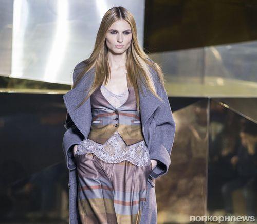 Модный показ новой коллекции H&M Studio