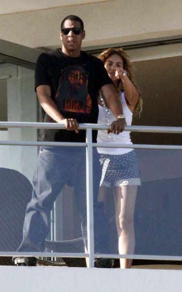 Бейонсе и Jay-Z в Австралии