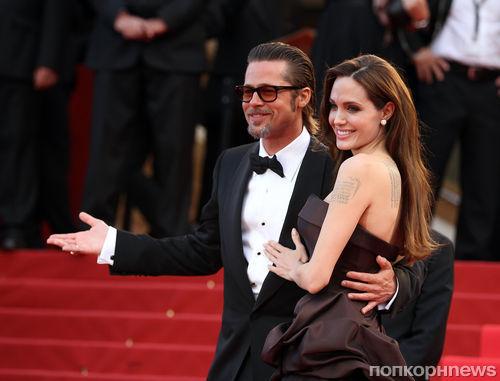 Брэд Питт и Анджелина Джоли потратили 6 тысяч долларов на карри