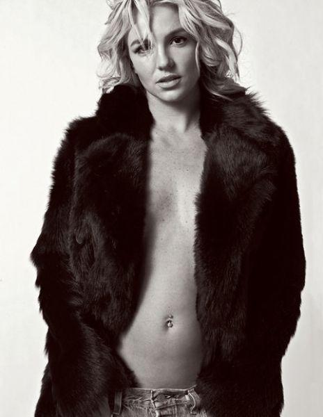 Фотосессия Бритни Спирс для Rolling Stone