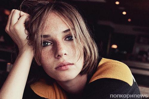 18-летняя дочь Умы Турман и Итана Хоука стала моделью