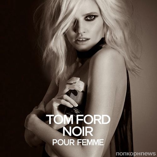 Tom Ford выпускает новый аромат  Noir Pour Femme