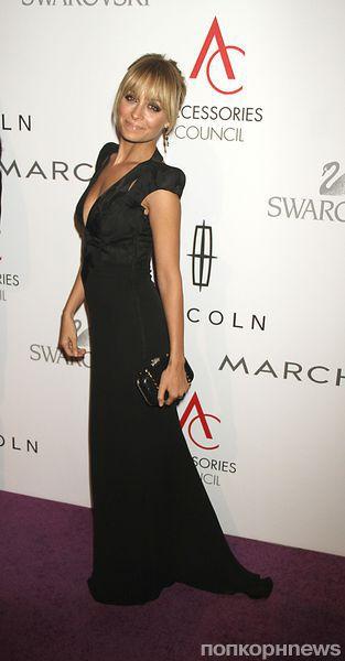Николь Ричи признана самой влиятельной персоной года в вопросах стиля