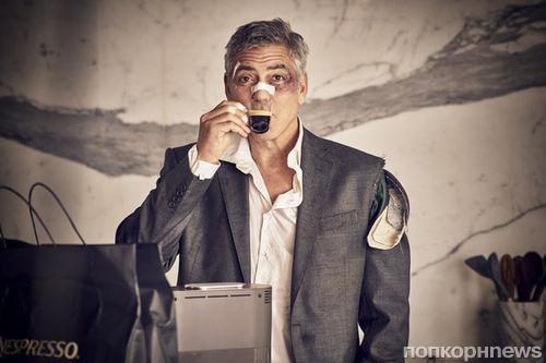 Джордж Клуни и Иэн МакШейн поиграли в мафию в новой рекламе Nespresso