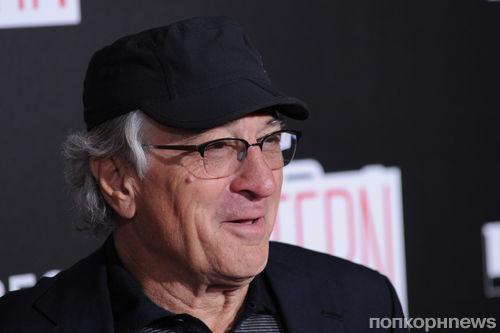 Роберт Де Ниро отказался участвовать в интервью