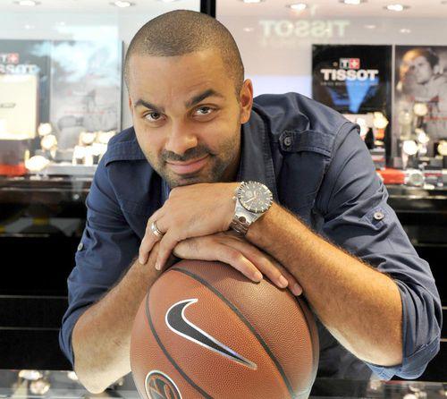 Баскетбол заменил Тони Паркеру Еву Лонгорию