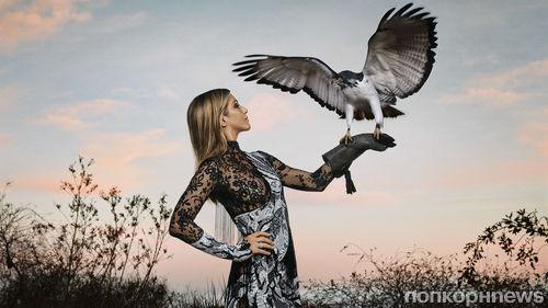 Дженнифер Энистон в журнале Harper's Bazaar. Апрель 2016
