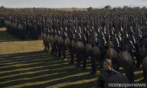 7 сезон «Игры престолов»: промо видео финальной 7 серии