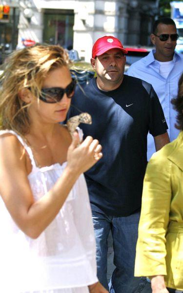 Кейт Хадсон и Алекс Родригес вместе в Торонто