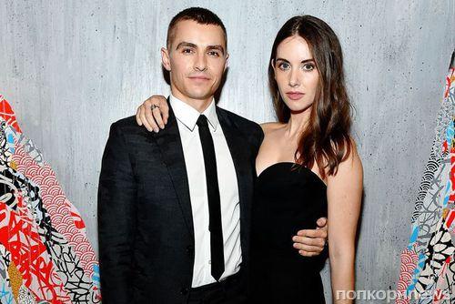 Дэйв Франко и Элисон Бри тайно поженились