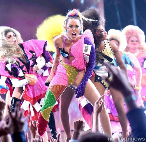 MTV Music Video Awards 2015: лучшие моменты