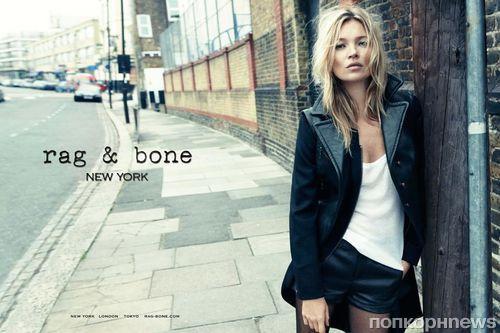 Рекламные кампании с Кейт Мосс