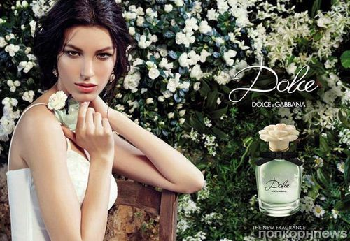 "Новый аромат от Dolce & Gabbana ""Dolce"""