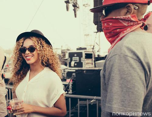 Бейонсе на фестивале Coachella 2014