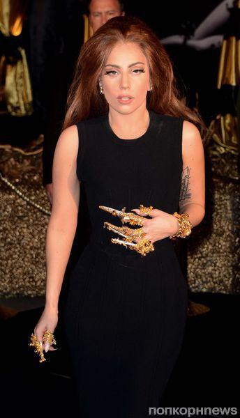 Lady GaGa выпустит свою питьевую воду