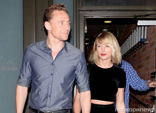 Том Хиддлстон заявил, что не жалеет о романе с Тейлор Свифт