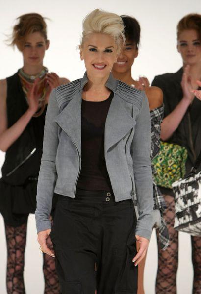 Гвен Стефани представила свою новую коллекцию одежды