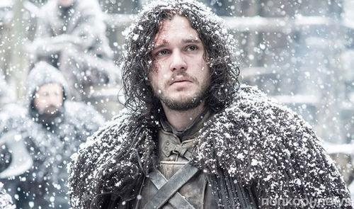 7 сезон «Игры престолов» снимали в жесточайших погодных условиях