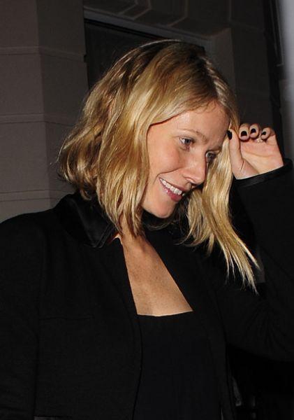 Мадонна встретилась с подругами в Лондоне