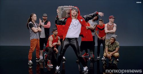 Новый клип Тейлор Свифт - Shake It Off