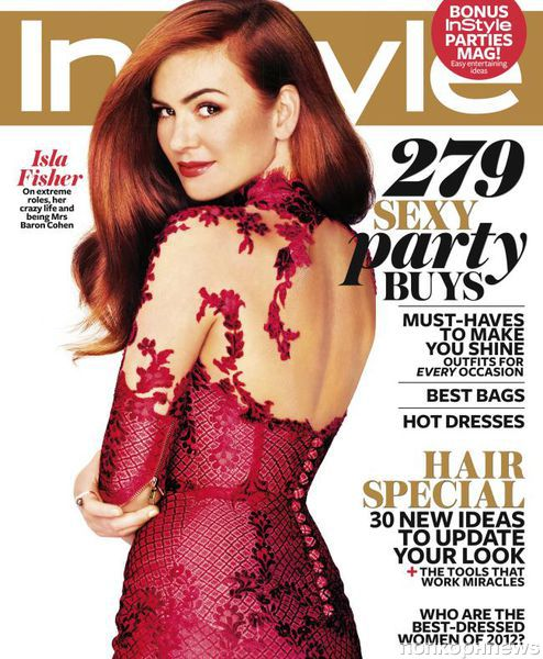 ���� ����� � ������� InStyle. ���������. ������� 2012