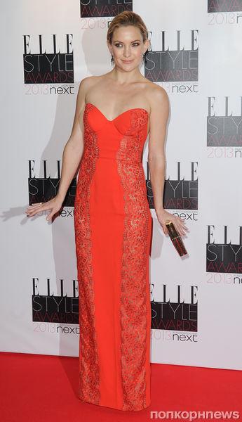 Звезды на церемонии   ELLE Style Awards 2013