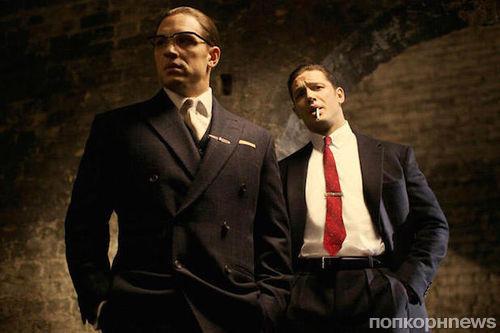 Том Харди и его брат-близнец в трейлере фильма «Легенды»
