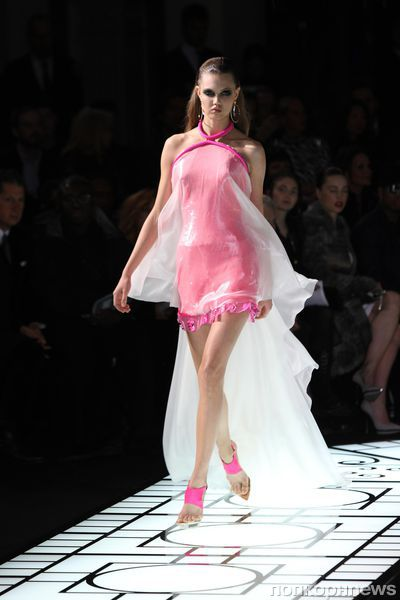 ������ ����� Versace Haute Couture. ����� / ���� 2013
