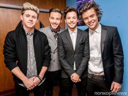 Участники One Direction снялись в рекламе автомобиля Honda Civic
