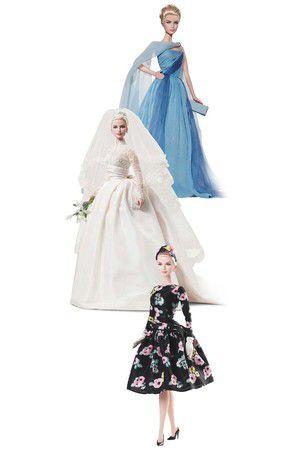 Интересные штучки: кукла Барби – принцесса Грейс Келли