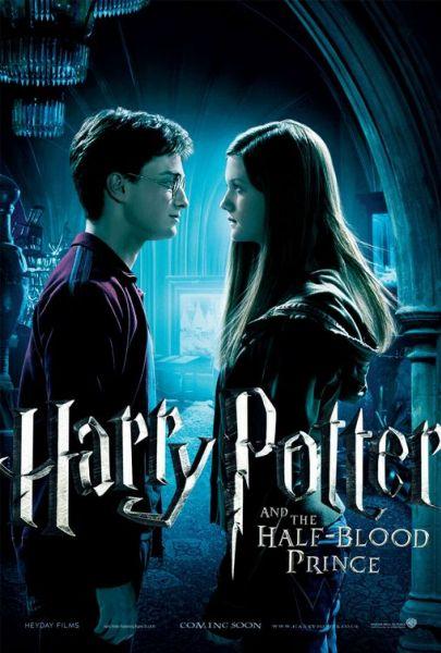 Новые постеры к фильму Гарри Поттер и Принц-полукровка