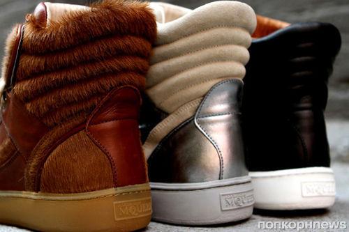 Коллекция кроссовок Puma by Alexander McQueen. Осень / зима 2012-2013
