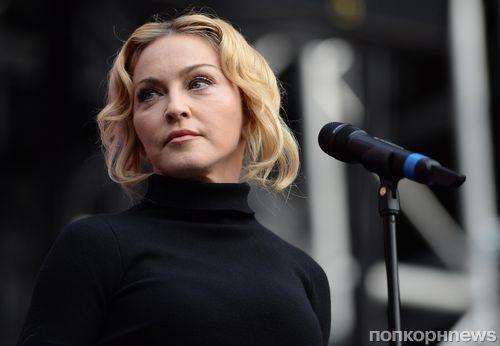 Мадонна в погоне за молодостью