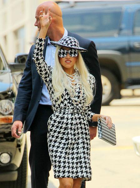 Lady GaGa: после смерти Эми Вайнхаус я не могла говорить 48 часов